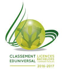 Classement Eduniversal 2016